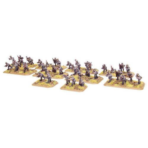 Flames of War: WW2 - Jaakari Platoon