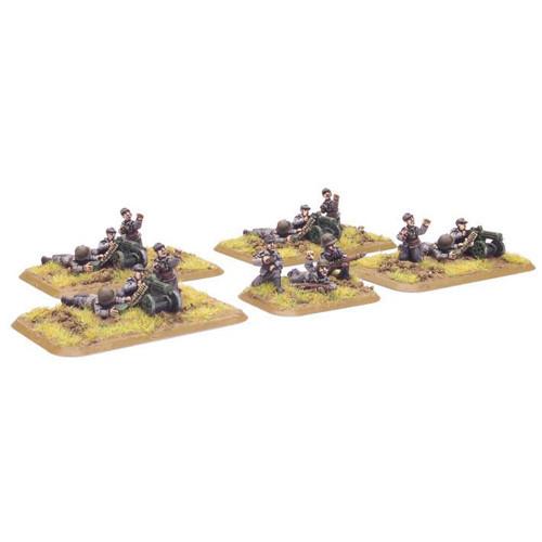 Flames of War: WW2 - MG Platoon