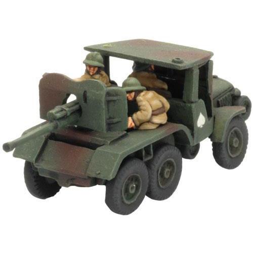 Flames of War: WW2 - Laffly W15 TCC 47mm Portee