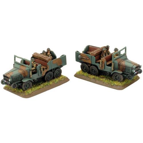 Flames of War: WW2 - S20TL Truck