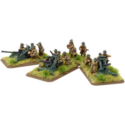 Flames of War: WW2 - 25mm mle 1938 AA Gun