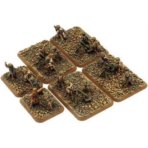 Flames of War: WW2 - Goum Mortar Platoon
