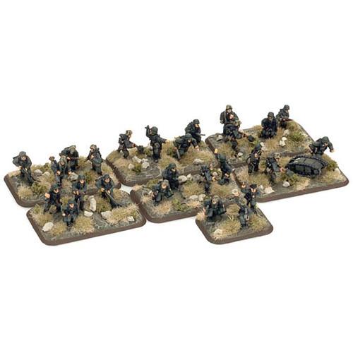 Flames of War: WW2 - Pioneer Platoon (Germany) (Mid)