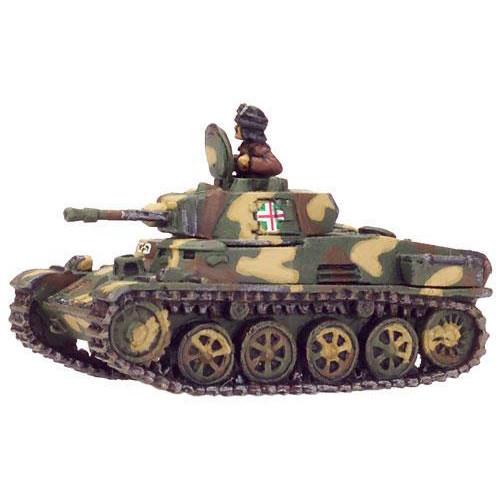Flames of War: WW2 - Toldi Light Tank