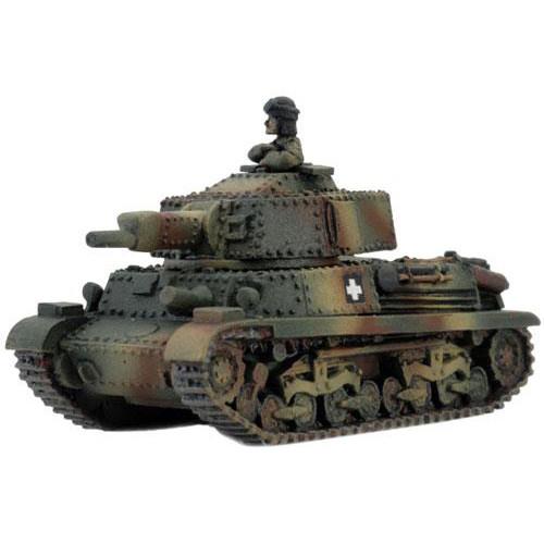 Flames of War: WW2 - Turan I / II Tank