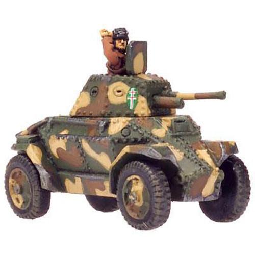 Flames of War: WW2 - Csaba Armoured Car