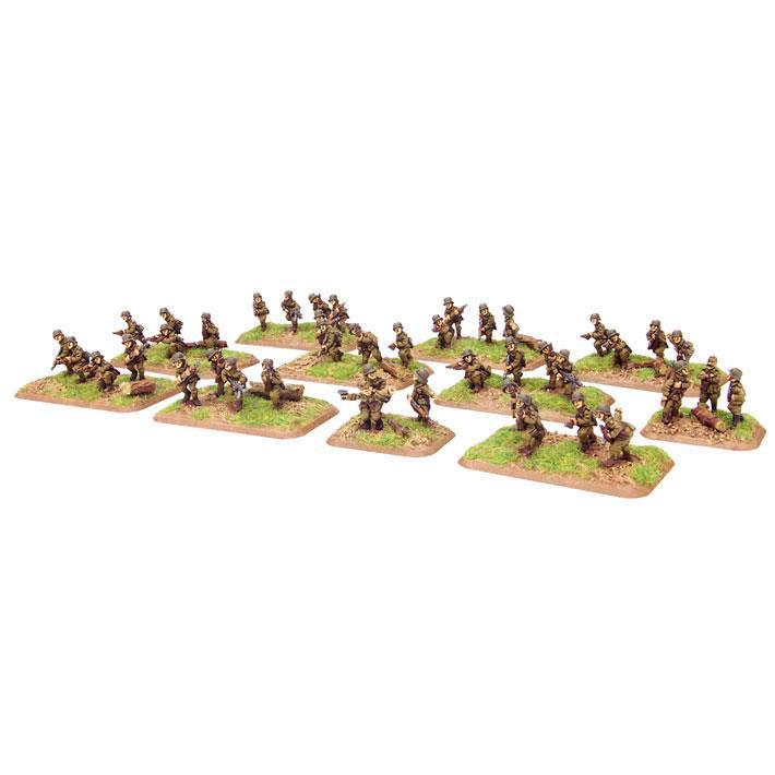 Flames of War: WW2 - Puskas Platoon