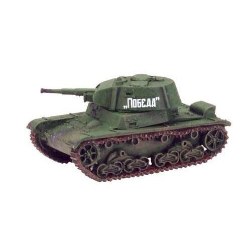 Flames of War: WW2 - T-26S obr 1939