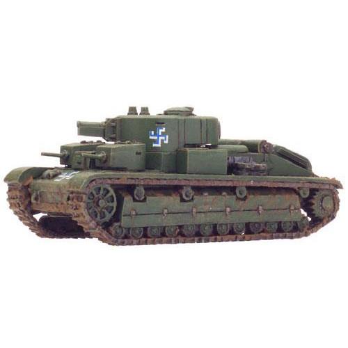Flames of War: WW2 - T-28