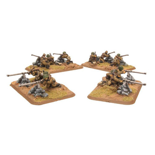 Flames of War: WW2 - Anti-Tank Rifle Platoon (Early, Mid)