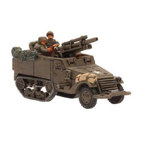 Flames of War: WW2 - T19 105mm HMC