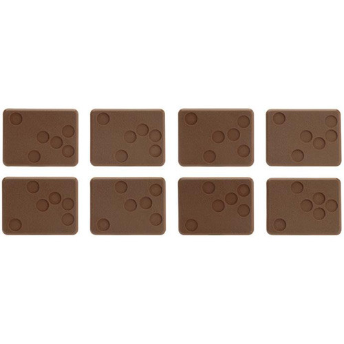 Flames of War: WW2 - Large Bases - 6 holes