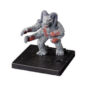 Arkham Horror / D&D Prepainted Miniature: Gnoph-Keh (Set 2)