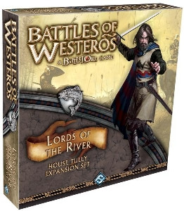 BattleLore Battles of Westeros: Lords of the River Expansion