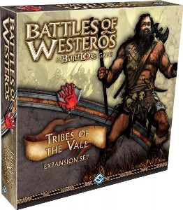 BattleLore Battles of Westeros: Tribes of the Vale Expansion