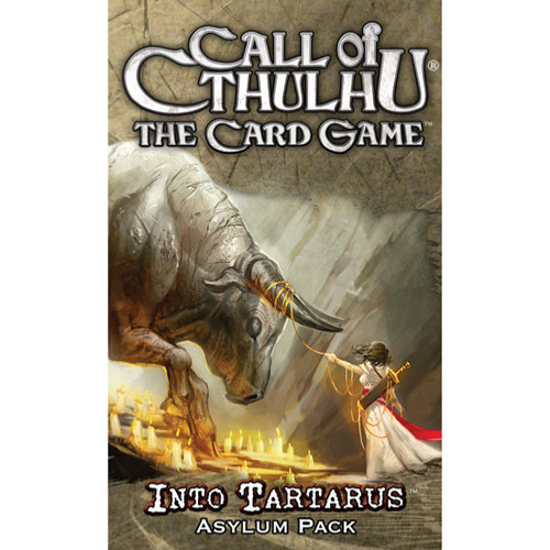 Call of Cthulhu LCG - Into Tartarus Asylum Pack