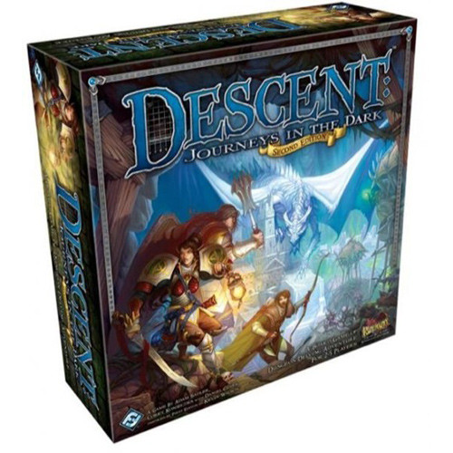 Descent : Journeys in the Dark (2nd Edition)