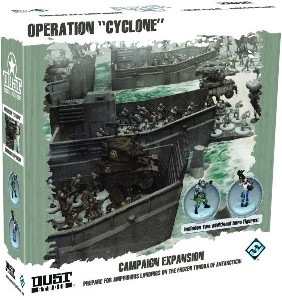 Dust 1947: Operation Cyclone