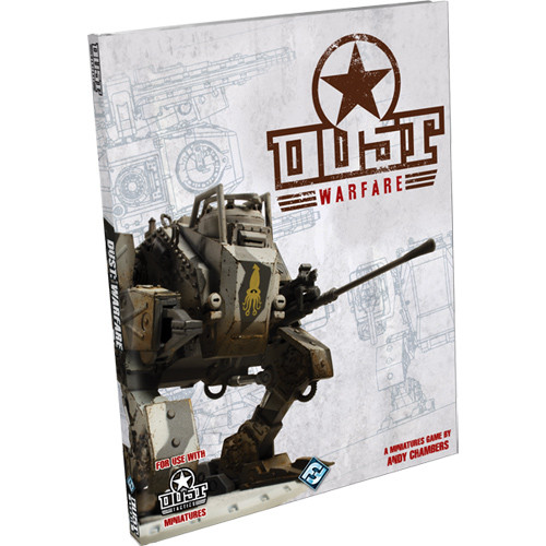 Dust Warfare: Core Rulebook