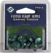 Gaming Tokens Green