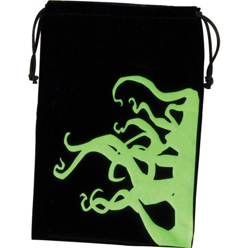 Fantasy Flight Supply: Dice Bag - Tentacles