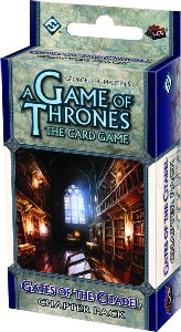A Game of Thrones LCG: Gates of the Citadel Chapter Pack (Last Chance)