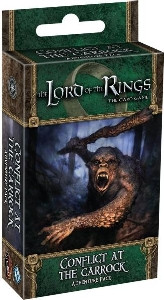 The Lord of the Rings LCG: Conflict at the Carrock Adventure Pack