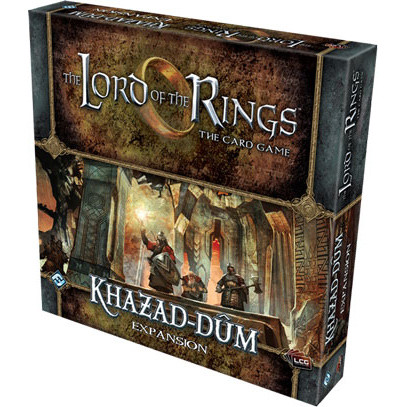 The Lord of the Rings LCG: Khazad-dum Deluxe Expansion