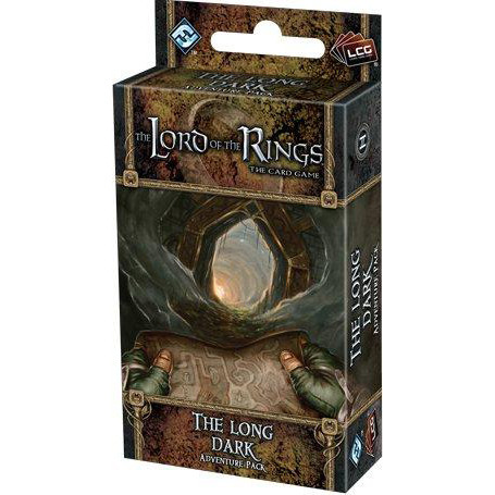 The Lord of the Rings LCG: The Long Dark Adventure Pack
