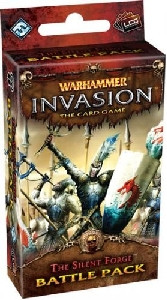 Warhammer: Invasion LCG - The Silent Forge Battle Pack
