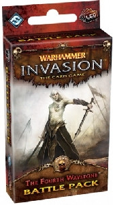Warhammer: Invasion LCG - The Fourth Waystone Battle Pack