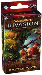 Warhammer: Invasion LCG - Bleeding Sun Battle Pack
