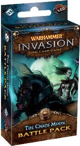 Warhammer: Invasion LCG - The Chaos Moon Battle Pack