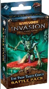 Warhammer: Invasion LCG - The Twin Tailed Comet Battle Pack