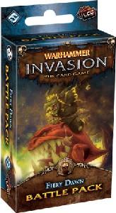 Warhammer: Invasion LCG - Fiery Dawn Battle Pack