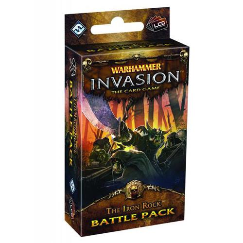 Warhammer: Invasion LCG - The Iron Rock Battle Pack