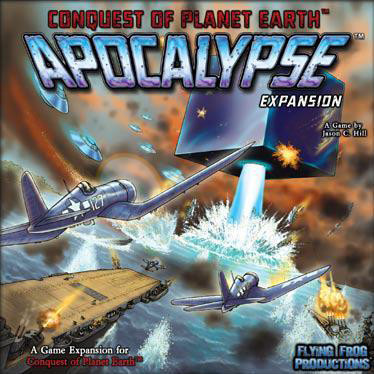 Conquest of Planet Earth: Apocalypse Expansion (Last Chance)