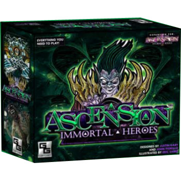 Ascension - Immortal Heroes Expansion