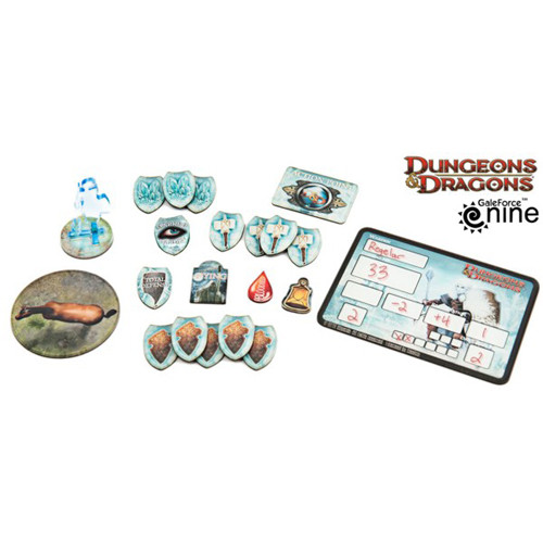 D&D 4E - Token Set: Barbarian