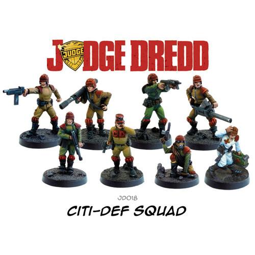 Judge Dredd: Citi-Def Squad