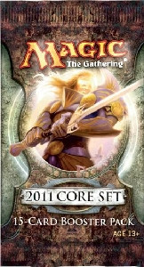 Magic The Gathering - 2011 Core Set Booster Pack