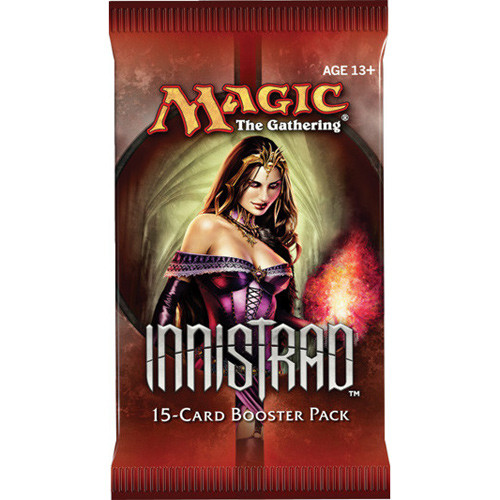 Magic The Gathering - Innistrad Booster Pack