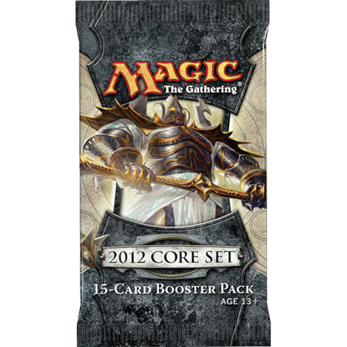 Magic The Gathering - 2012 Core Set Booster Pack