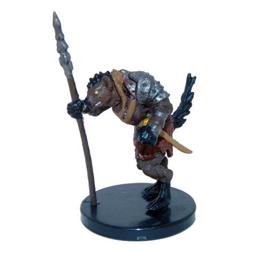 Dungeons Deep #12 Gnoll Warrior (C)