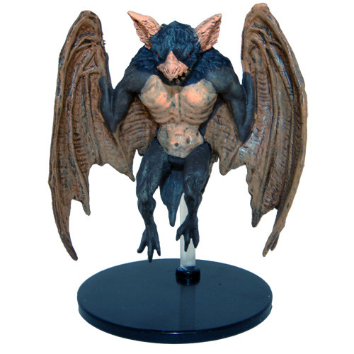Dungeons Deep #025 Dire Bat (U)