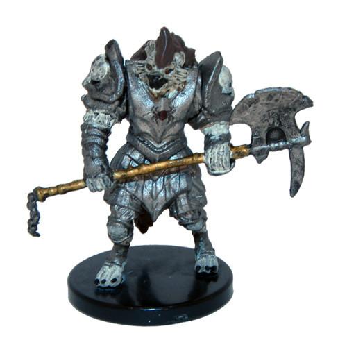 Dungeons Deep #040 Gnoll Leader (R)