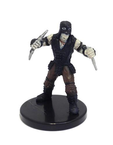 Legends of Golarion #07 Tooth Gang Knifer (C) (Minis Sale)