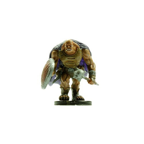 Legends of Golarion #010 Bugbear Warrior (C) (Minis Sale)