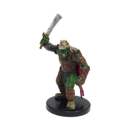 Legends of Golarion #13 Orc Soldier (C) (Minis Sale)