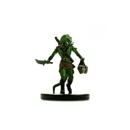Legends of Golarion #15 Degenerate Serpentfolk (C) (Minis Sale)